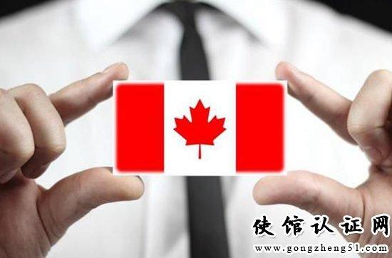 加拿大公司存续证明公证