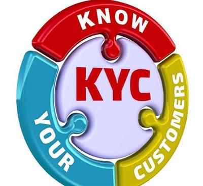 注冊香港公司需填寫KYC(盡職審查表)表格