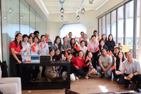 上海虹桥古北市民中心举办外籍人士涉外公证&注册专场沙龙