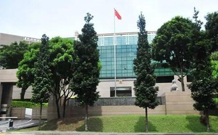 中国驻新加坡使馆