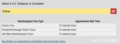 美国签证最早将于5天后正式恢复预约